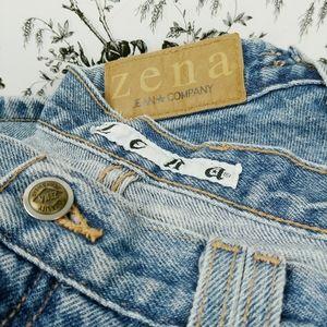 Vintage Zena high waist mom jeans sz 14/16